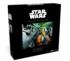 Star Wars™ Fine Art Collection - Baptism by Fire Star Wars Jigsaw Puzzle