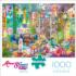 Kitschy Cute Everyday Objects Jigsaw Puzzle