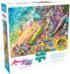 Beachcomber's Bounty Beach Jigsaw Puzzle