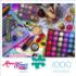 Beauty Guru Everyday Objects Jigsaw Puzzle