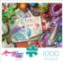 Happy Vibes Garden Jigsaw Puzzle