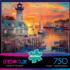 Colors of the Sunset Boats Jigsaw Puzzle