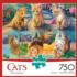 Kitten Dreams Cats Jigsaw Puzzle