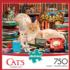 Academic Cats Cats Jigsaw Puzzle