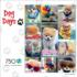 Boo Collage Dogs Jigsaw Puzzle