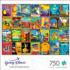 Colorful Destinations Travel Jigsaw Puzzle