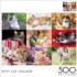 Kitty Cat Collage Cats Jigsaw Puzzle
