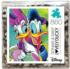 Deluxe 850 piece Disney Puzzle Cubes - Lovey Ducky Disney Jigsaw Puzzle