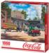 Coca-Cola All Aboard Coca Cola Jigsaw Puzzle