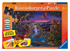 African Animals at Night 3D Africa 3D Puzzle
