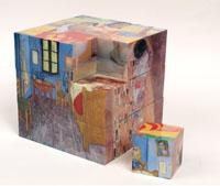 Magnetic Puzzle Cube - Art (27 cubes) Jigsaw Puzzle