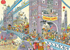 WASGIJ? Mystery - The Final Hurdle Cartoons Jigsaw Puzzle