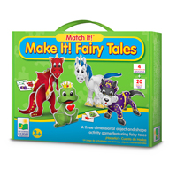 Match It! Make It-Fairy Tales Children's Games Game