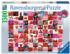 99 Beautiful Red Things Valentine's Day Jigsaw Puzzle