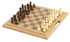 Wooden Folding 3 in 1 Game Set (Backgammon, Chess and Checkers)