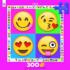 Smiles4U (300 Piece Oversized EMOJI) Graphics / Illustration Jigsaw Puzzle