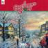A Christmas Story (Thomas Kinkade Holiday Movies) Movies / Books / TV Jigsaw Puzzle