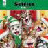 Christmas Kitty Selfie (Selfies) Cats Jigsaw Puzzle