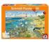 Animals At The Seaside Animals Jigsaw Puzzle