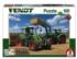 Tractor Cargo Front Loader Vehicles Jigsaw Puzzle