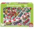 What Happens In A Car Race Cars Jigsaw Puzzle