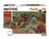 Adventures on the farm Farm Jigsaw Puzzle