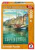 Copenhagen Boats Jigsaw Puzzle