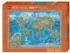 Amazing World Maps / Geography Jigsaw Puzzle