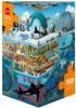 Submarine Fun Under The Sea Jigsaw Puzzle