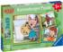 Give a Mouse a Cookie:  Mouse and Friends Cartoons Jigsaw Puzzle