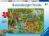Animals of India Animals Jigsaw Puzzle