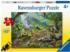Rainforest Animals Jungle Animals Jigsaw Puzzle