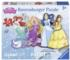 Pretty Princesses - Scratch and Dent Disney Shaped Puzzle