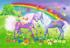 Rainbow Horses Unicorns Jigsaw Puzzle