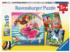 Fantasy Friends Butterflies and Insects Jigsaw Puzzle