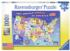 USA State Map Educational Jigsaw Puzzle