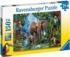 Safari Animals Birds Jigsaw Puzzle