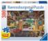Grandpa's Garage Everyday Objects Jigsaw Puzzle