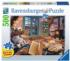Cozy Retreat People Jigsaw Puzzle