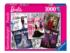 Fashion Barbie Nostalgic / Retro Jigsaw Puzzle