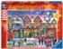 Christmas in the Square - Scratch and Dent Street Scene Jigsaw Puzzle