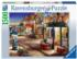 Paris's Secret Corner Street Scene Jigsaw Puzzle