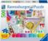 Needlework Station Crafts & Textile Arts Jigsaw Puzzle