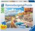Scenic Overlook Cars Jigsaw Puzzle
