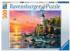 Lighthouse at Sunset Lighthouses Jigsaw Puzzle