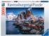 Hamnoy, Lofoten Mountains Jigsaw Puzzle
