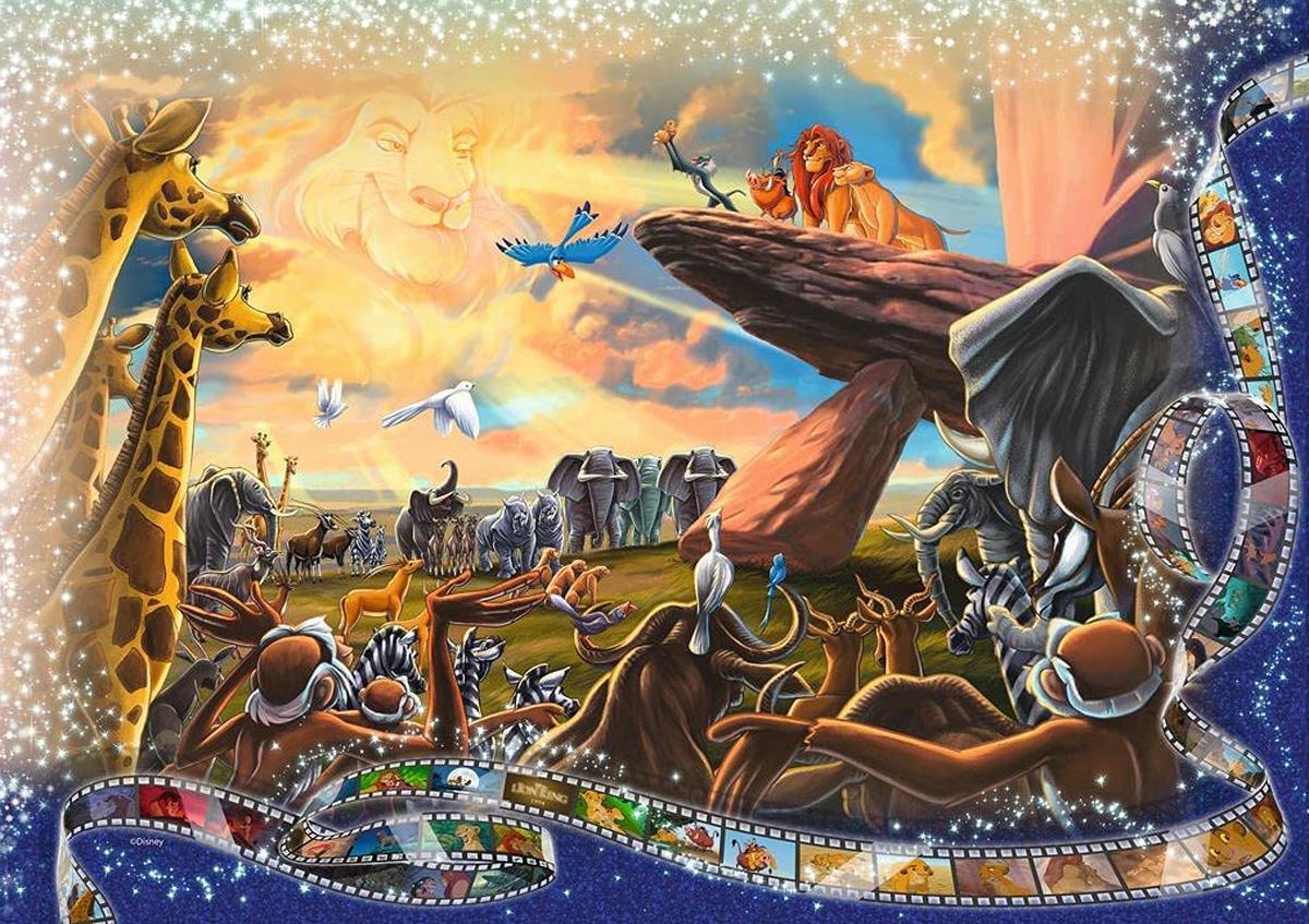 Memorable Disney Moments Disney Jigsaw Puzzle