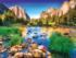 KODAK Premium Puzzles - Yosemite National Park Landscape Jigsaw Puzzle