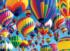 KODAK Premium Puzzles - Bursting with Balloons - Scratch and Dent Balloons Jigsaw Puzzle