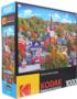 Montpelier, Vermont, Townscape - Scratch and Dent Skyline / Cityscape Jigsaw Puzzle